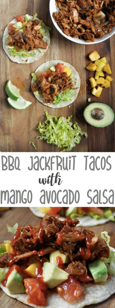 Pin image showing tacos and recipe title