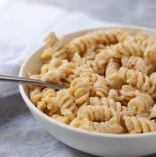 Creamy Vegan Macaroni and Cheese